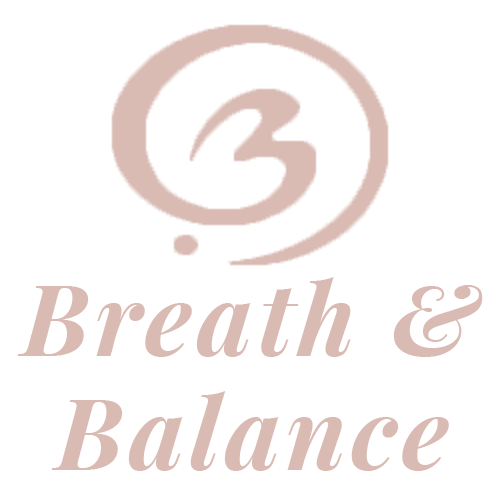 Breath and Balance Pilates Studio Logo for Mobile Devices
